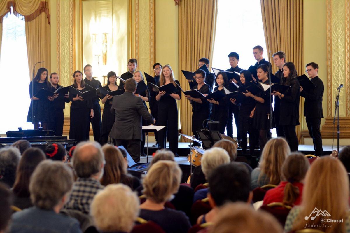 BC Youth Choir 2016