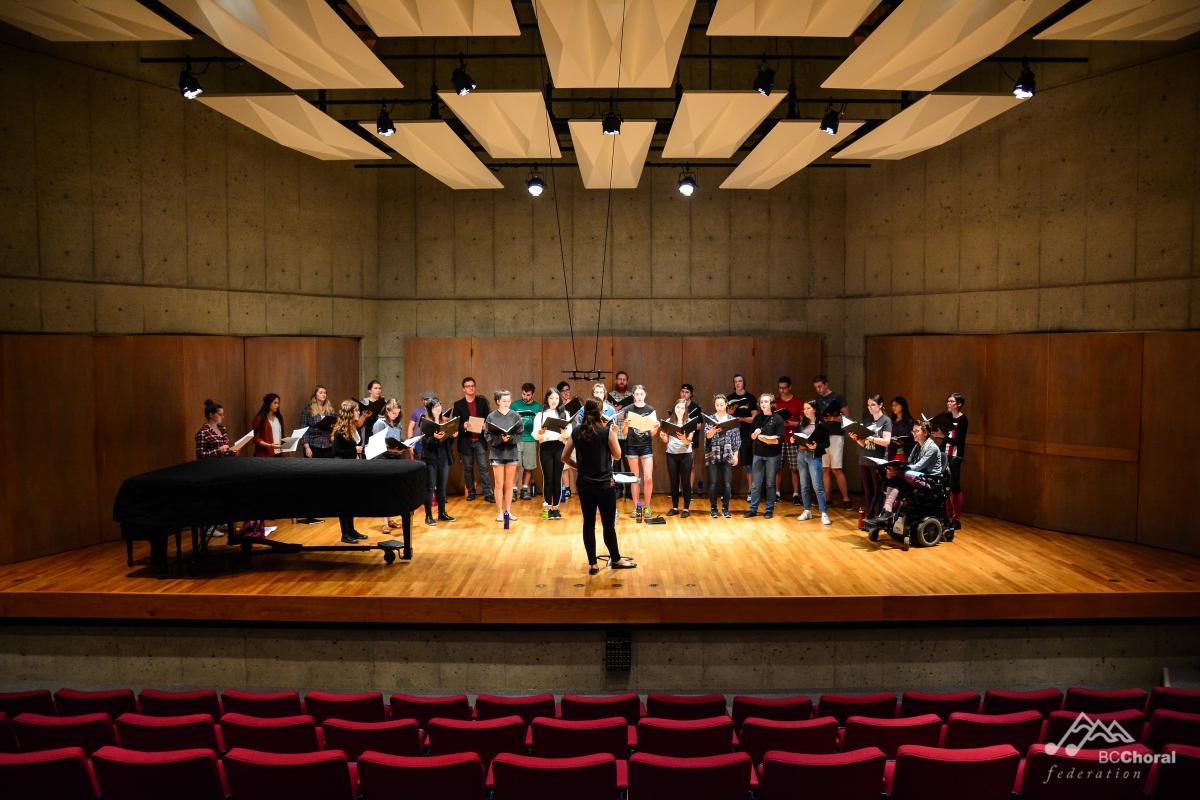 BC Youth Choir 2017